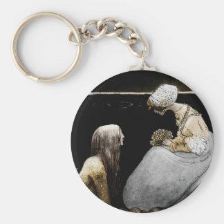 Agneta and the Sea King Key Chain