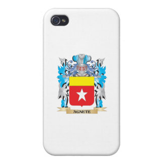 Agnete Coat Of Arms iPhone 4 Cover