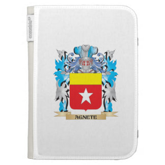 Agnete Coat Of Arms Kindle Case