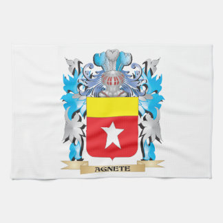 Agnete Coat Of Arms Kitchen Towels