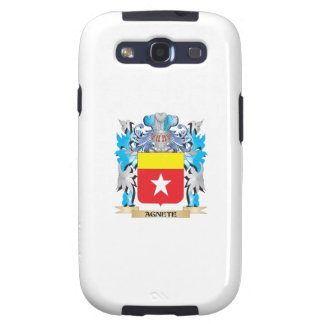 Agnete Coat Of Arms Samsung Galaxy SIII Case