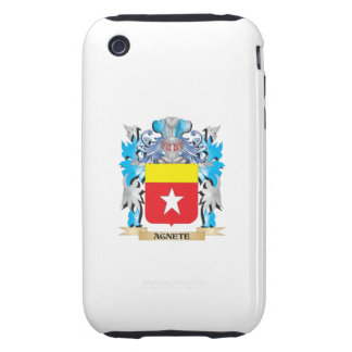 Agnete Coat Of Arms Tough iPhone 3 Cover