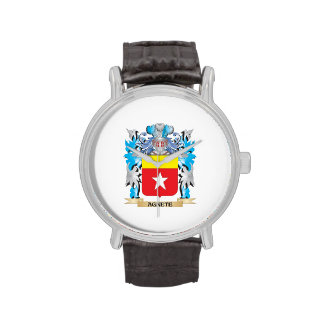 Agnete Coat Of Arms Wristwatches