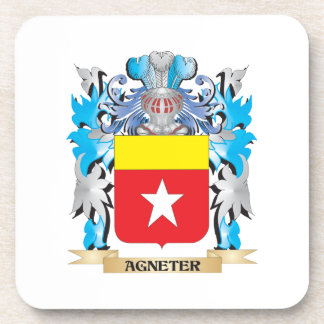 Agneter Coat Of Arms Coasters