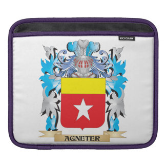 Agneter Coat Of Arms iPad Sleeve