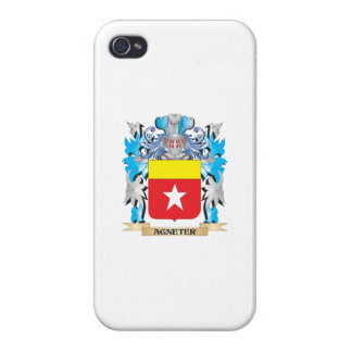 Agneter Coat Of Arms iPhone 4/4S Cover