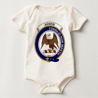 Agnew Clan Badge Baby Bodysuit