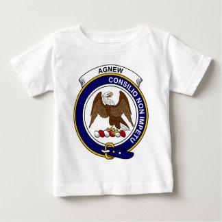 Agnew Clan Badge Baby T-Shirt