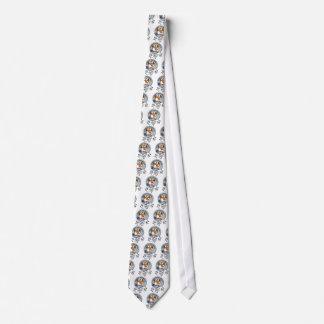 Agnew Clan Badge Neck Tie