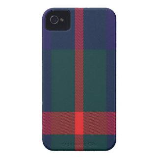 Agnew Scottish Crest and Tartan iPhone4 Case