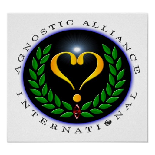 Agnostic Alliance International - Poster