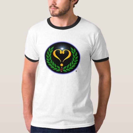 Agnostic Alliance Int'l - Men's Ringed Shirt