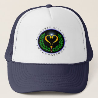 Agnostic Alliance Int'l - Trucker Hat / Baseball