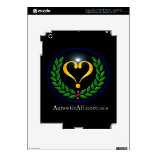 Agnostic Alliance - iPad 3 (Wi-Fi/Wi-Fi + 4G LTE) Skin For iPad 3