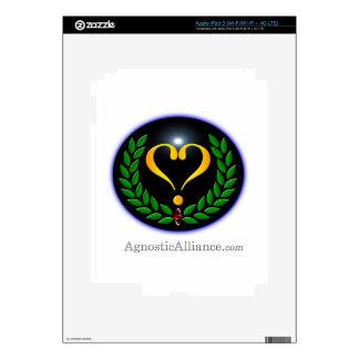 Agnostic Alliance - iPad 3 (Wi-Fi/Wi-Fi + 4G LTE) Skins For iPad 3
