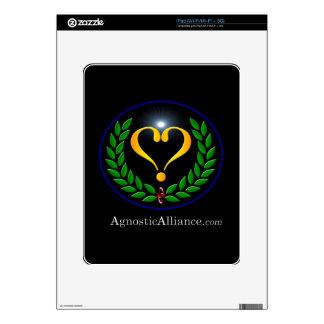 Agnostic Alliance - iPad (Wi-Fi/Wi-Fi + 3G) Skin iPad Decal