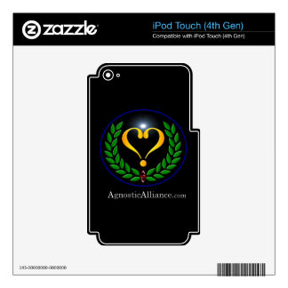 Agnostic Alliance - iPod Touch (4th Gen) Skin iPod Touch 4G Decals