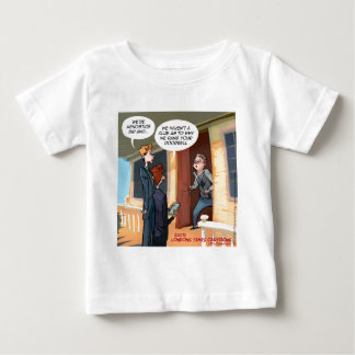 Agnostic Missionaries Funny Baby T-Shirt
