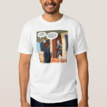 Agnostic Missionaries Funny T-shirt