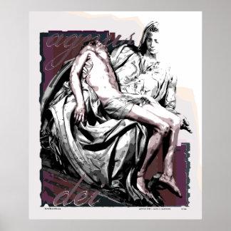 Agnus Dei 30 x 36 Poster
