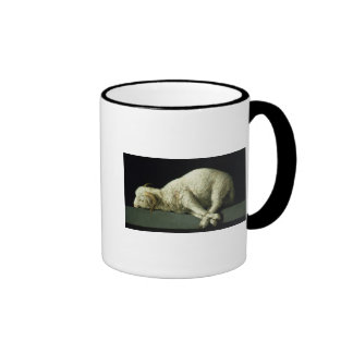 Agnus Dei, c.1635-40 Coffee Mugs