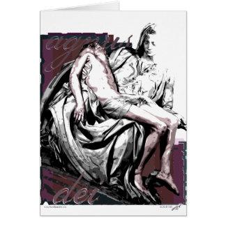 Agnus Dei Card
