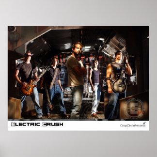Agolpamiento eléctrico - poster de Starship