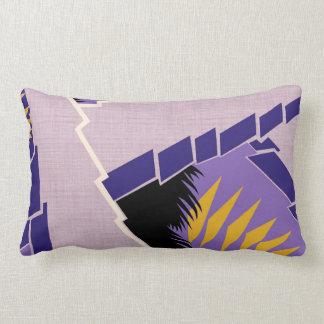AGONDA Art Deco: MYSTERIAN Throw Pillow