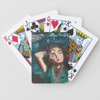 Agony/Ecstacy Poker Deck