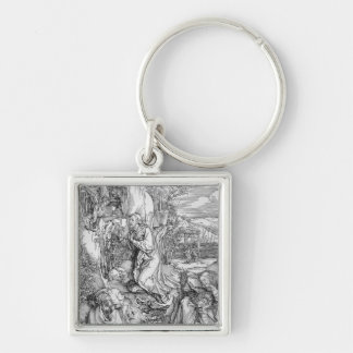 Agony in the Garden Keychain