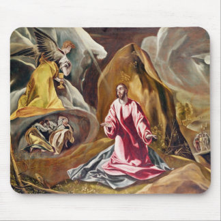 Agony in the Garden of Gethsemane, c.1590's Mouse Pad