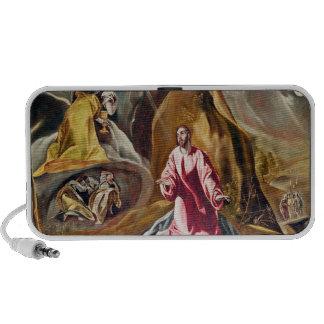 Agony in the Garden of Gethsemane, c.1590's iPod Speakers