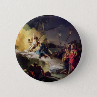 Agony in the Garden Pinback Button