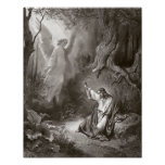 Agony In The Garden Reproduction Religious Print