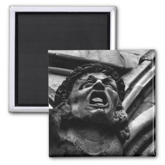 Agony of the Biting Imps Gothic Gargoyle Magnet