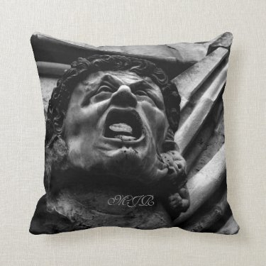 Agony of the Biting Imps Gothic-style Pillows