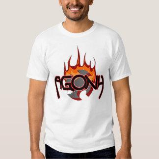 agonylogo t-shirts