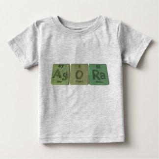 Agora-Ag-O-Ra-Silver-Oxygen-Radium Shirt