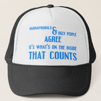 Agoraphobics Trucker Hat