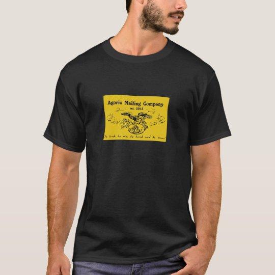 Agoric Mailing Co. shirt