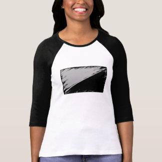 Agorism Flag 3/4 Sleeve T-shirt