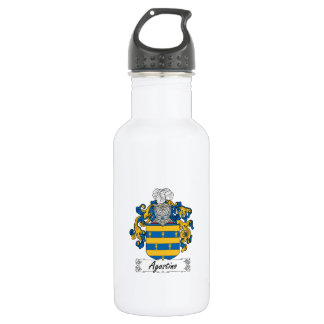 Agostino Family Crest Water Bottle
