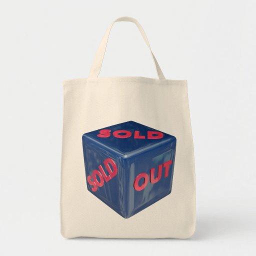 agotado bolsa