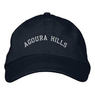 Agoura Hills Embroidered Baseball Cap