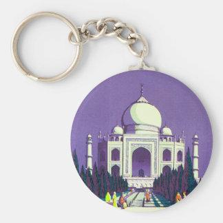 Agra ~ Taj Mahal Keychain