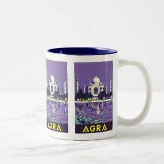 Agra ~ Taj Mahal Mug