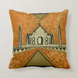 Agra Throw Pillow