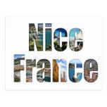 Agradable, atracciones turísticas de Francia en le Postales