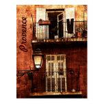 Agradable, postal de Provence