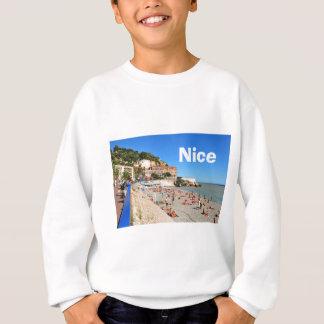 Agradable. Riviera francesa Camisas